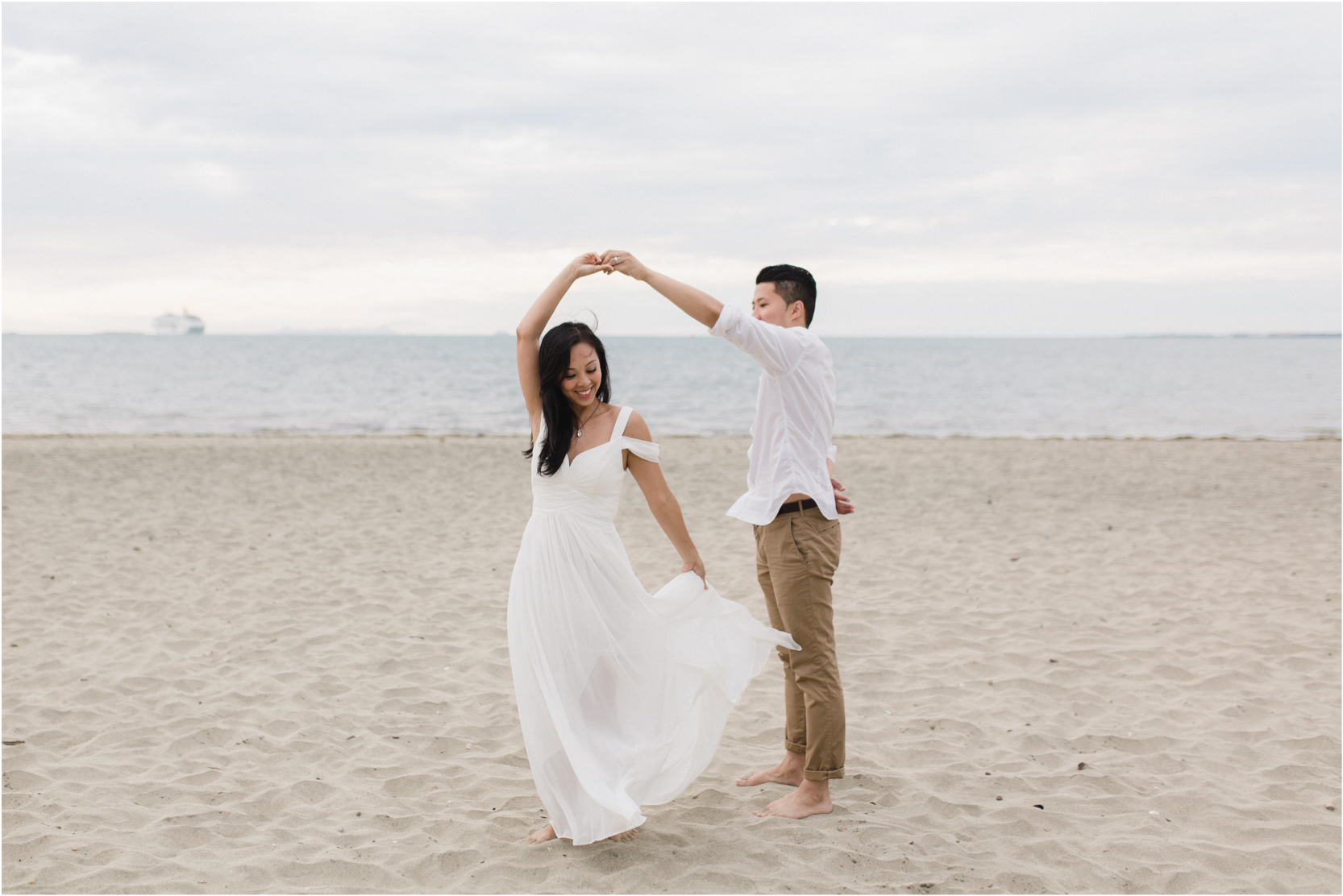 Thuy Ann + Dominic:  Honeymoon Portraits