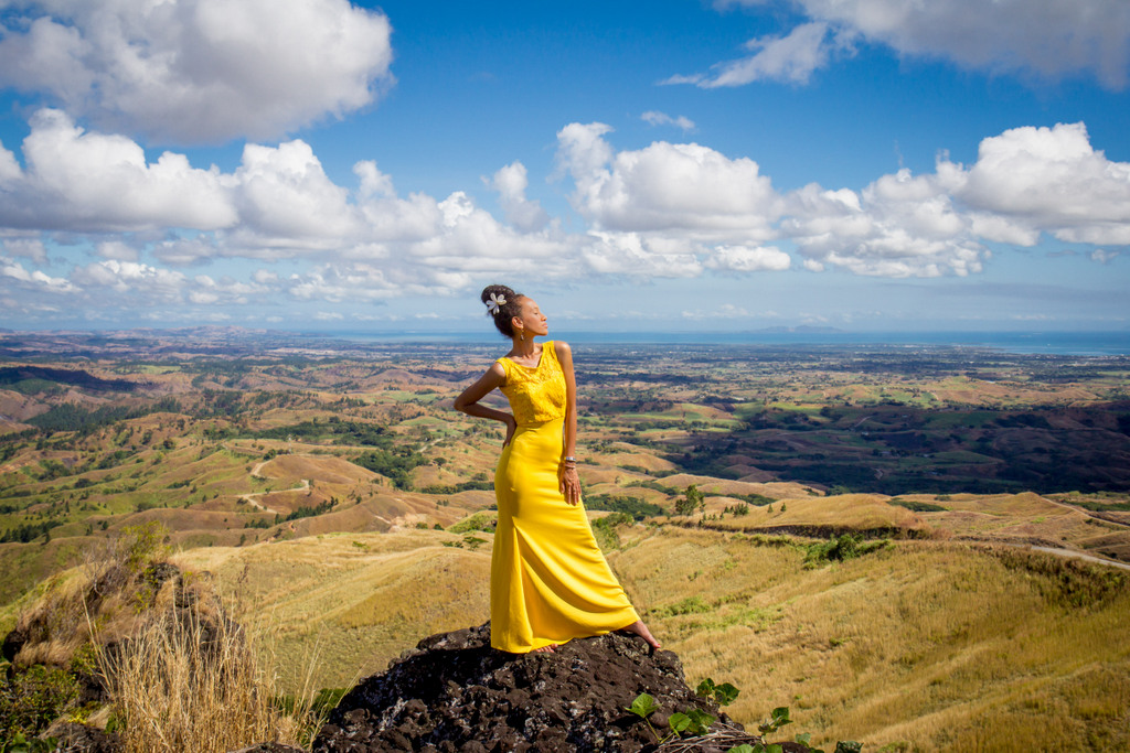 Harieta: Portraits Around Fiji