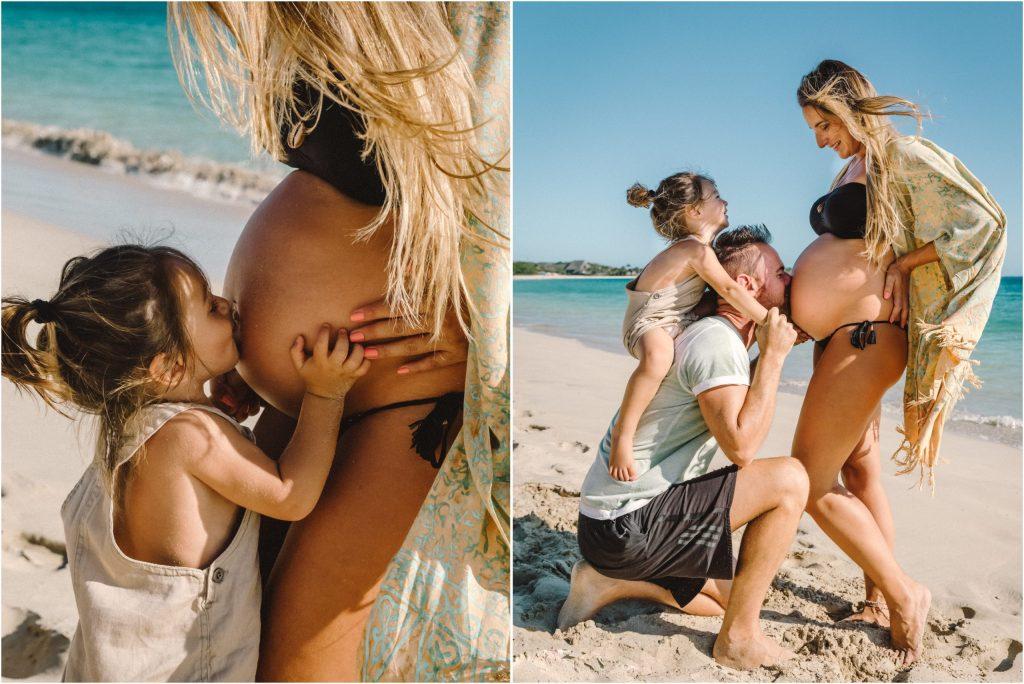 Maternity family Photo Idea